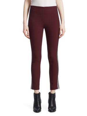 Simone Ponte Cropped Pants
