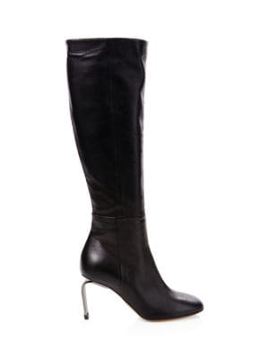 CLERGERIE Meline Leather Boots