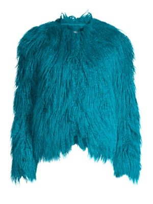 Verity Faux-Fur Coat