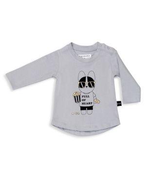 Baby's Girl's & Little Girl's Love Stories Cotton Sweater