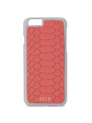 Python Leather iPhone 7 Plus Case
