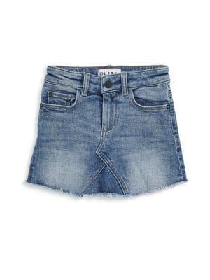 Little Girl's Jenny Denim Skirt