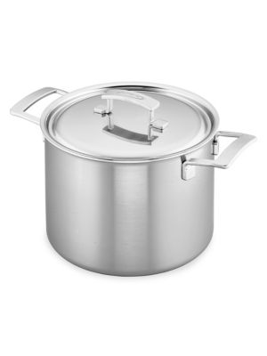 8-Quart Stainless Steel Stock Pot