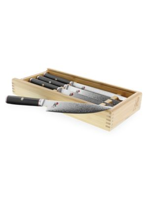 Kaizen Four-Piece Steak Knife Set