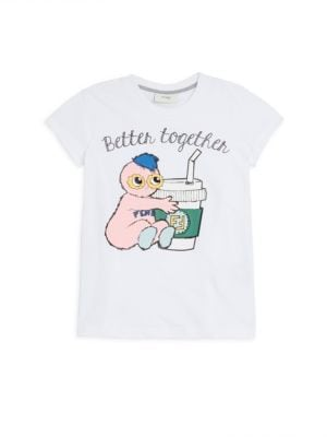 Little Girl's & Girl's Rumi Graphic Tee
