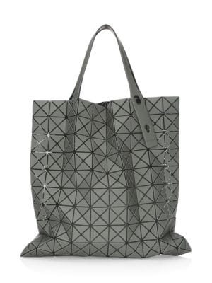 BAO BAO ISSEY MIYAKE LIGHT PINK PRISM FROST TOTE c5850a853f5f2