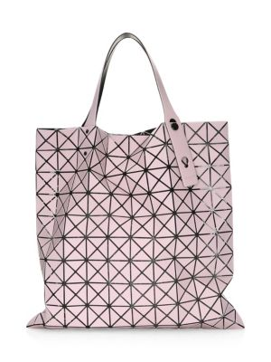 Light Pink Prism Frost Tote
