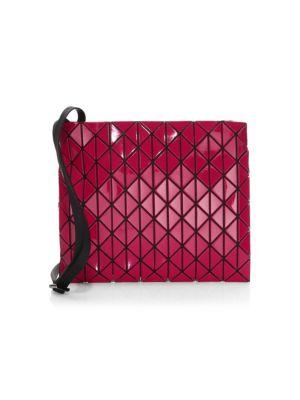 Row Gloss Crossbody Bag
