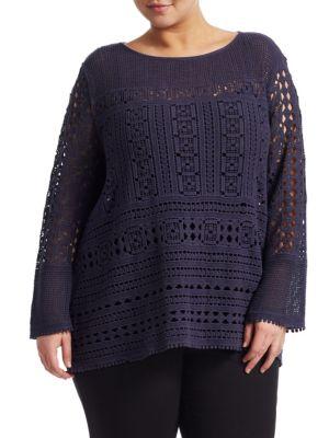 Romance Lace Crochet Top