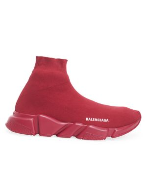 BALENCIAGA Logo Speed Trainers