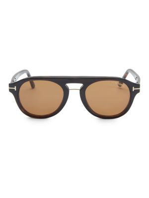 49MM Soft Round Tortoise Shell Optical Eyeglasses