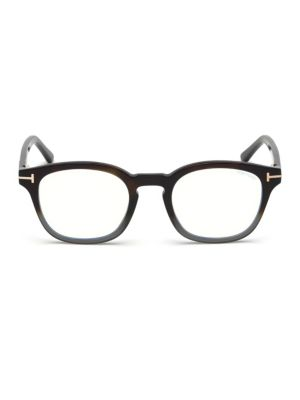 49MM Soft Square Gradient Optical Eyeglasses