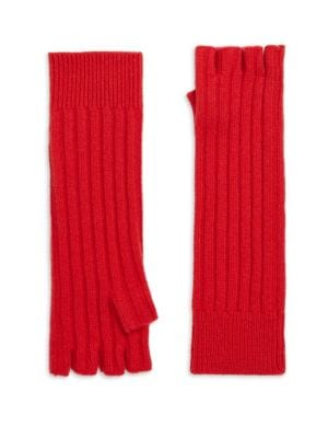 COLLECTION Cashmere Fingerless Gloves
