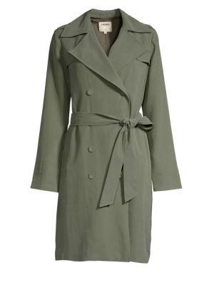 Elise Trench Coat