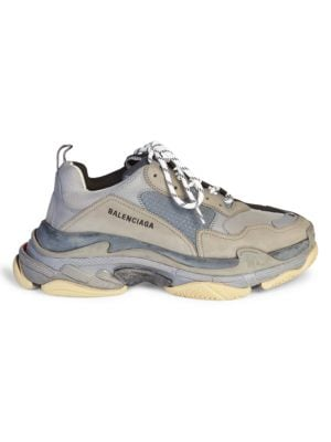 BALENCIAGA Dad Triple Half & Half Sneakers