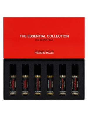 FREDERIC MALLE The Essential Collection: Six PieceFirst Encounter for Men Set