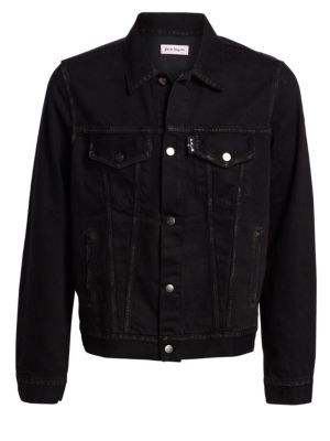 Die Punk Denim Jacket