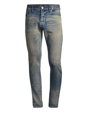 The Cast 2 Archive Rust Slim-Fit Jeans