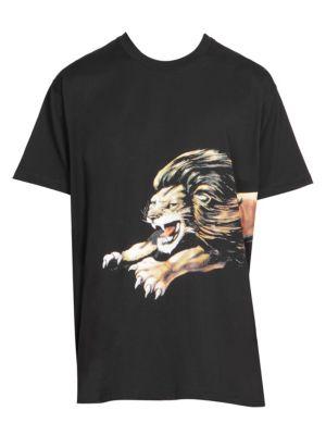 Lion Logo Tee