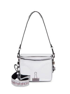 Mirror Flap Bag
