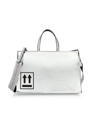 Medium Mirror Box Bag