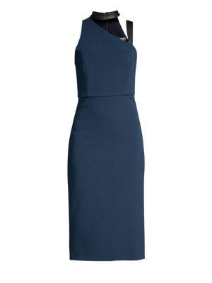 Jona Cutout Midi Dress