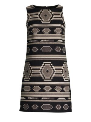 Clyde A-Line Shift Dress