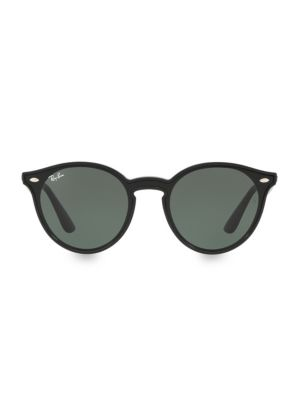 RB4380 61MM Blaze Round Sunglasses