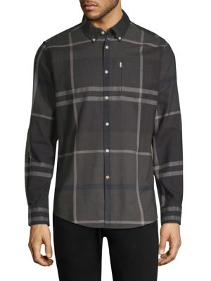 BARBOUR Dunoon Plaid Shirt
