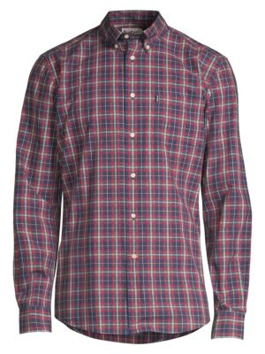 Core Essentials Stapleton Highland Check Sport Shirt