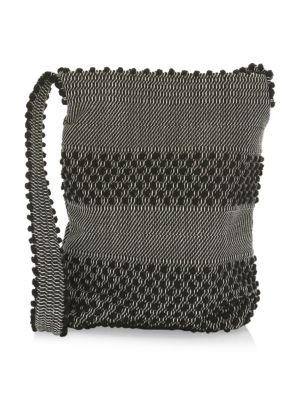 INVERNI Bultei Woven Shoulder Bag