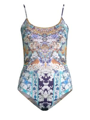 CAMILLA Printed One-Piece Swimsuit