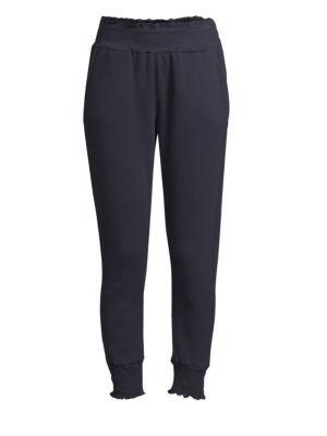 Makelina Cotton Smocked Pants