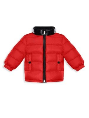 Baby Boy's & Little Boy's Clans Down & Feather Puffer Jacket