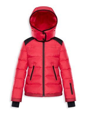 Little Girl's & Girl's Donzenac Puffer Jacket
