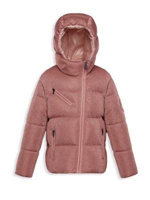 Little Girl's & Girl's Taurua Sparkle Jacket