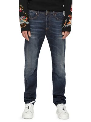 Buster Straight Leg Jeans