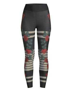 ULTRACOR La Vie En Rose High-Rise Leggings