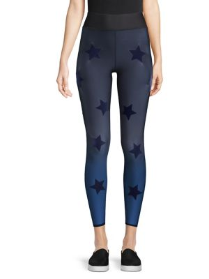 ULTRACOR Velvet Star Ombre Leggings