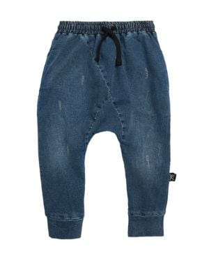 Baby's, Toddler's & Little Kid's Raw Jeans
