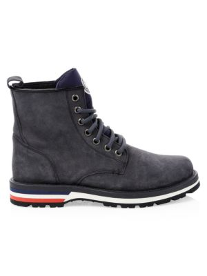 New Vancouver Scarpa Leather Hiking Boots by Moncler