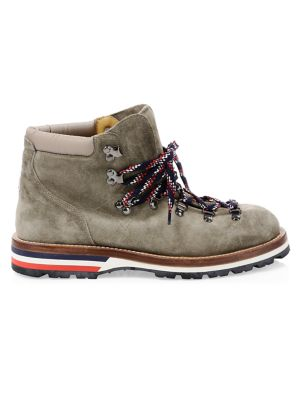 Peak Scarpa Suede Hiking Boots by Moncler