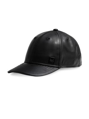 MELIN The Voyage Leather Baseball Hat
