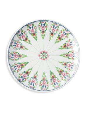 Lalana Floral Multi Dinner Plate