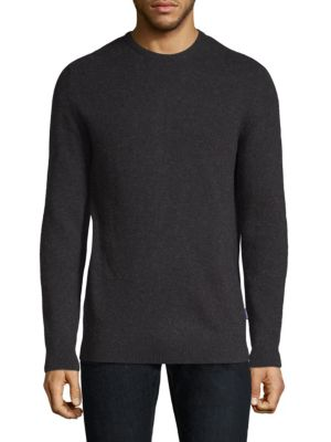 Harold Elbow Patch Sweater