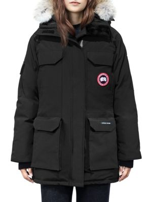 Fur Trim Expedition Parka