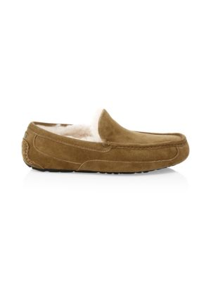 Men's Ascot Suede UGGpure-Lined Slippers