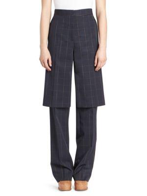 Laurel Grid Trousers