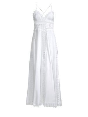 Imagen Crochet Maxi Dress