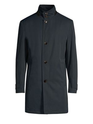 Gordon Slim-Fit Car Coat